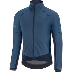 GORE WEAR C3 Gore-Tex Infinium Thermo Jacket Men deep water blue/orbit blue